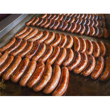 Half-Smokes, the Washington DC Style Sausage. Print Wall Art By Jon - Jon Mcnaughton Halloween Prints