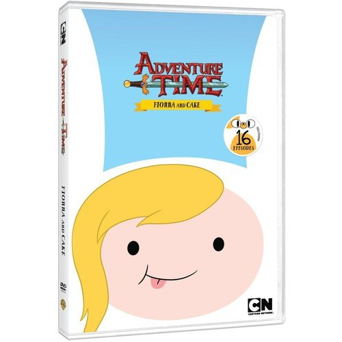Cartoon Network: Adventure Time - Volume 4 - Fionna And Cake (Widescreen)