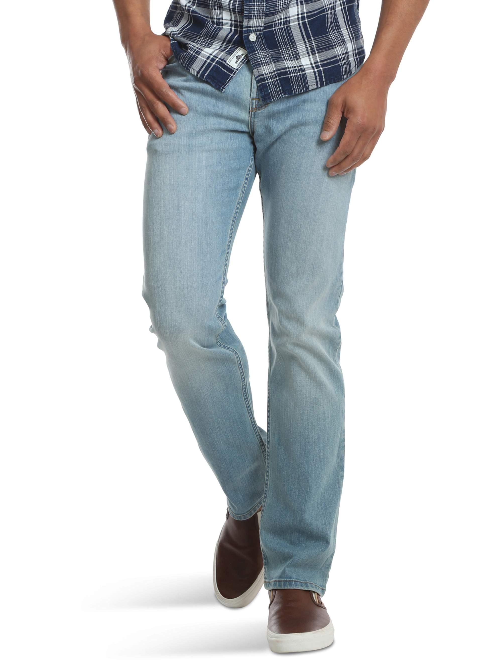 Big Men's Slim Straight Jean