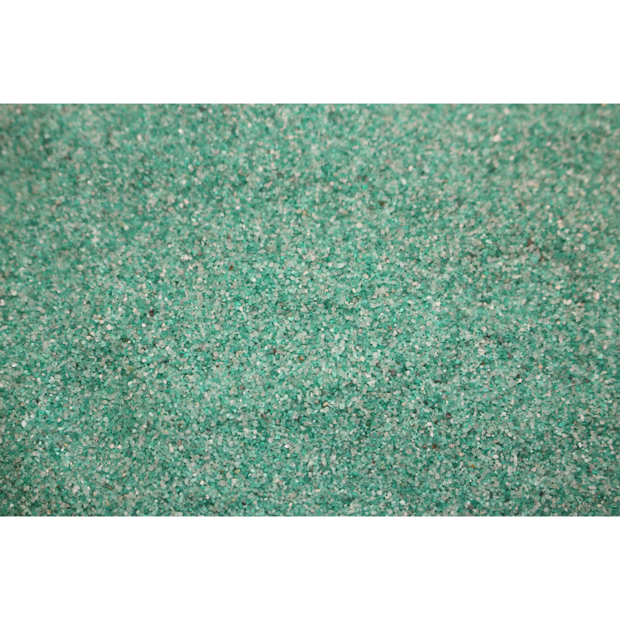 Exotic Pebbles and Aggregates EPS-05 5 lb Green Sand