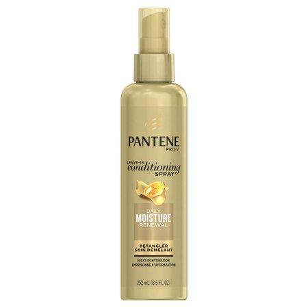 Pro Moisture - Pantene Pro-V Daily Moisture Renewal Detangler Spray, 8.5 fl oz