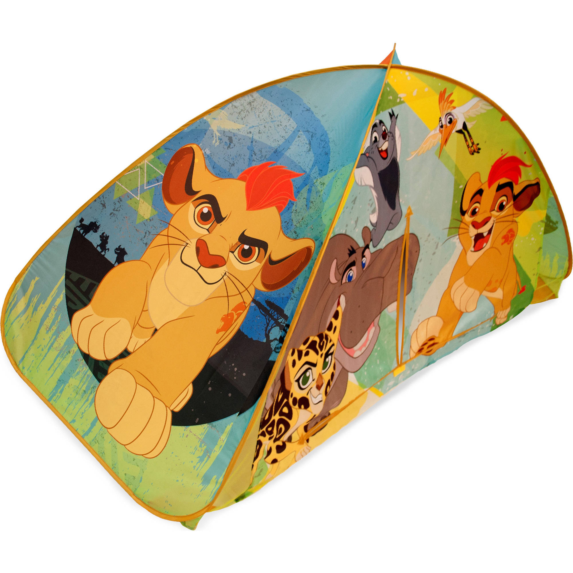 Lion Guard 2-in-1 Tent