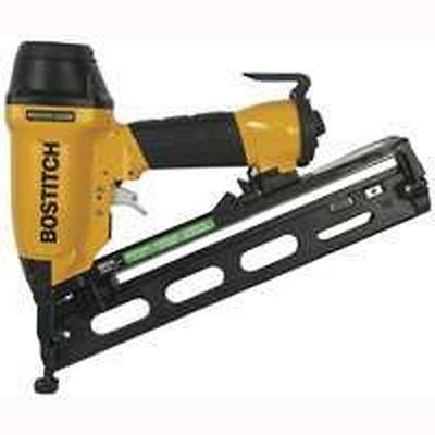NEW STANLEY BOSTITCH N62FNK-2 15 GAUGE PNEUMATIC ANGLE FI...