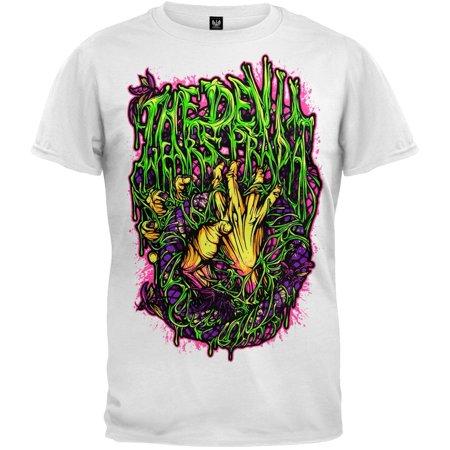 The Devil Wears Prada - Hands & Snake Youth T-Shirt