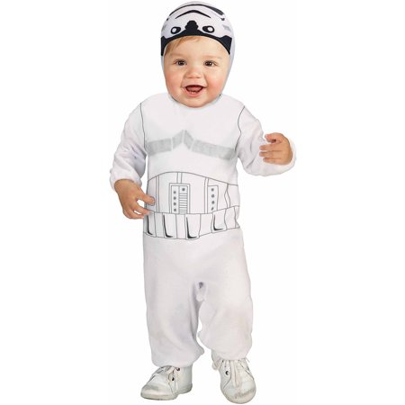 Star Wars Storm Trooper Toddler Halloween Dress Up / Role Play Costume](Star Wars Costumes Toddler)