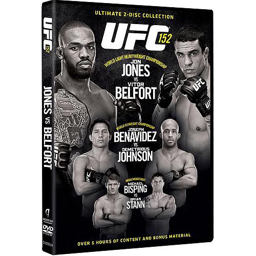 UFC 152: Jones Vs. Belfort (Widescreen) by UFC