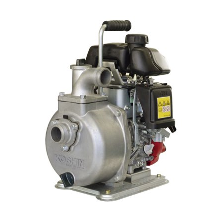 Koshin Seh 40H 1 In Centrifugal Pump 2 1Hp 49 4Cc Honda Engine Max Output 73Gpm Max Head 141Ft