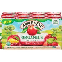 Apple & Eve A&E Organic Fruit Punch - 8 Pack