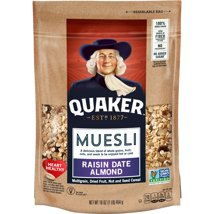 Breakfast Cereal: Quaker Muesli