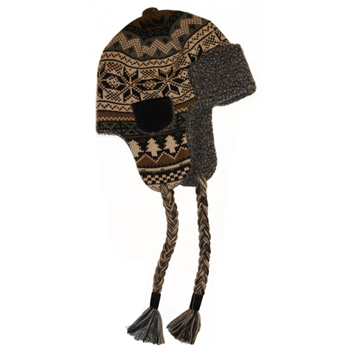MUK LUKS Men's Nordic Trapper Hat