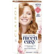 Nice'n Easy [8R] Medium Reddish Blonde Permanent Hair Color 1 ea, Patented Allergy Gentle formula By Clairol