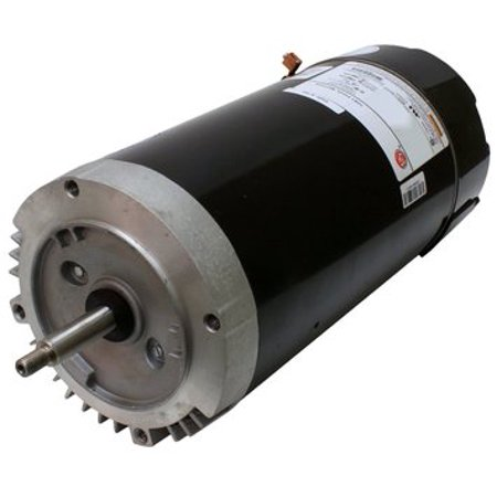 - 2 hp 3450 RPM 56J Frame 230V Switchless Swimming Pool Pump Motor US Electric Motor # ASB130