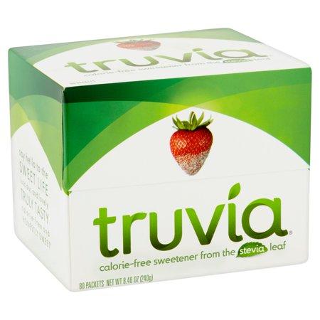 Truvia Natures Calorie Free Sweetener 80Ct
