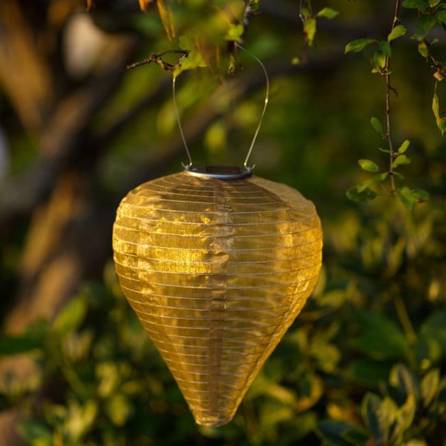 Allsop Teardrop Bronze Lantern
