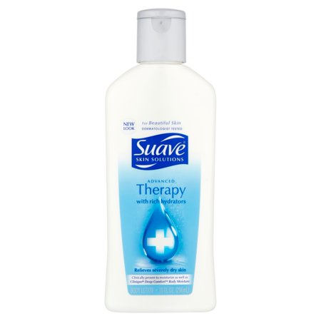 Suave Skin Solutions Advanced Therapy Body Lotion  10 Fl Oz