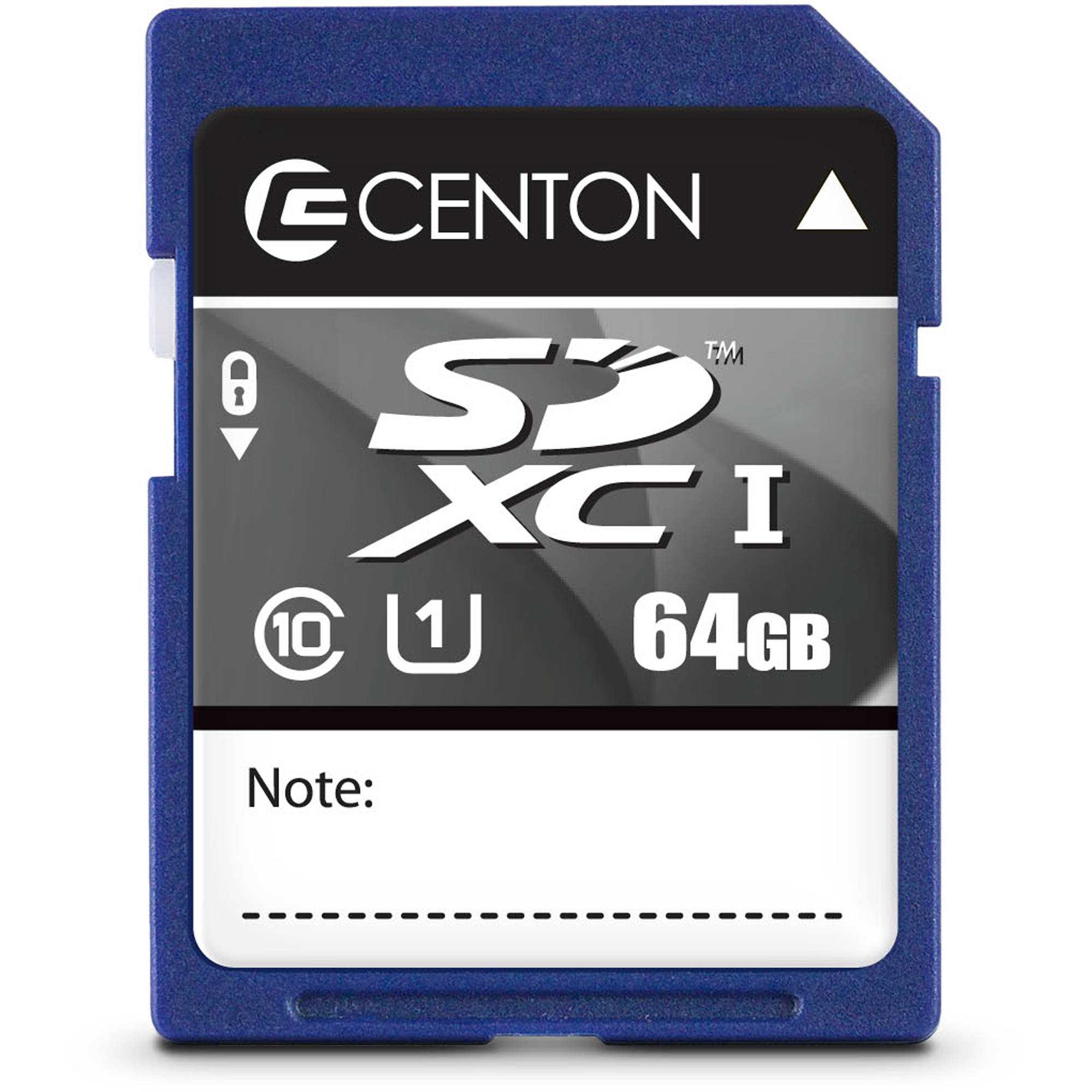 Centon 64GB SD Card