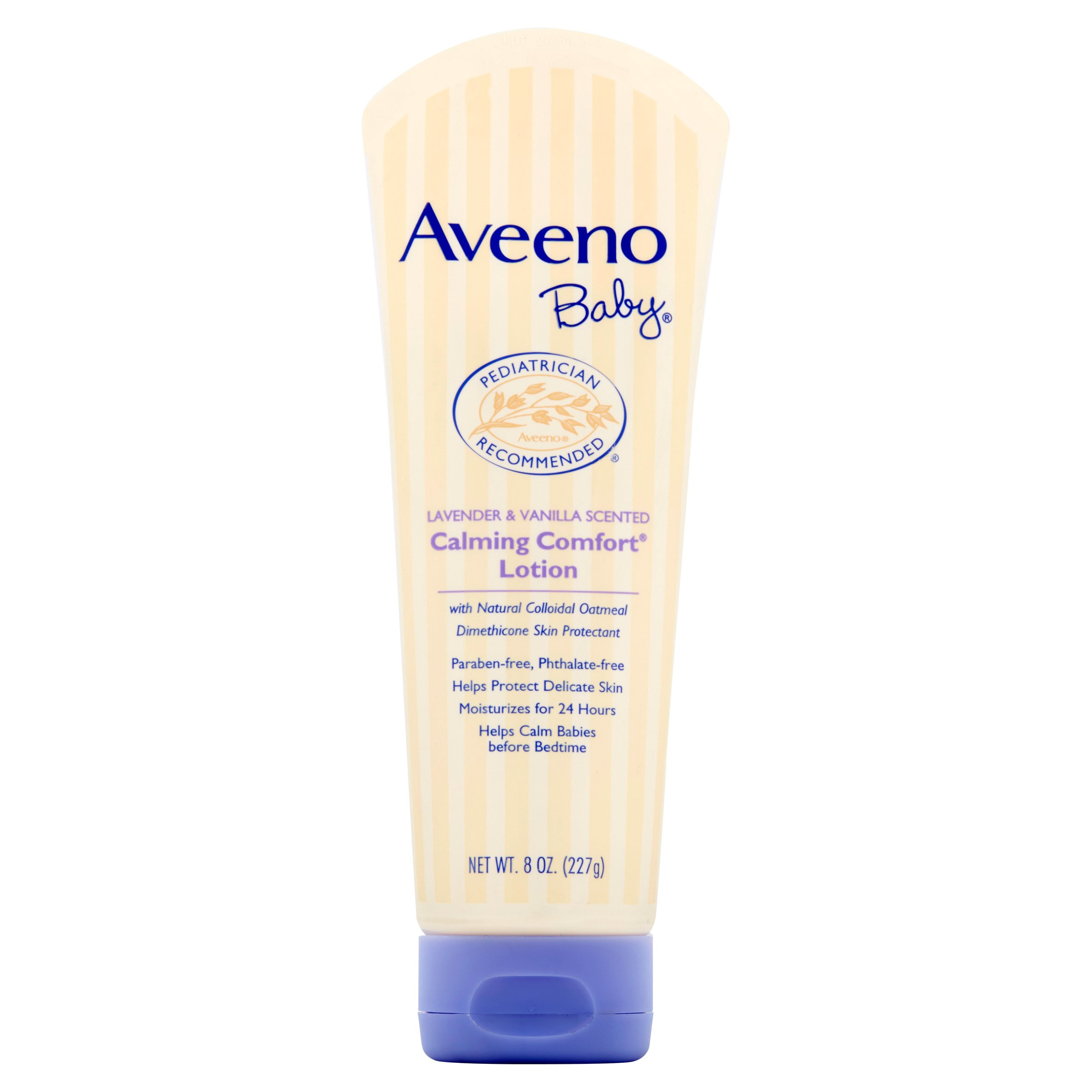 Aveeno Baby Calming Comfort Lotion Lavender & Vanilla, 8.0 OZ by Johnson & Johnson Consumer Inc.