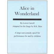 Alice in Wonderland: a stage adaptation - eBook