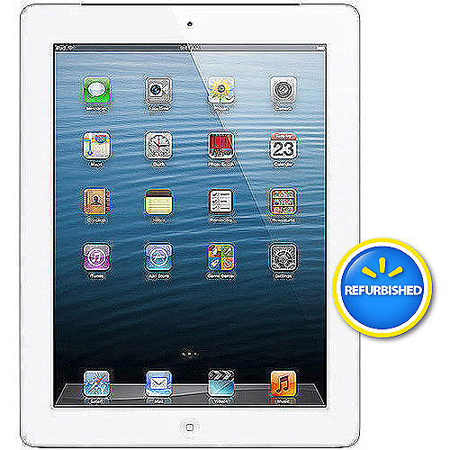 Apple iPad with Retina display 16GB Wi-Fi + Verizon Refurbished