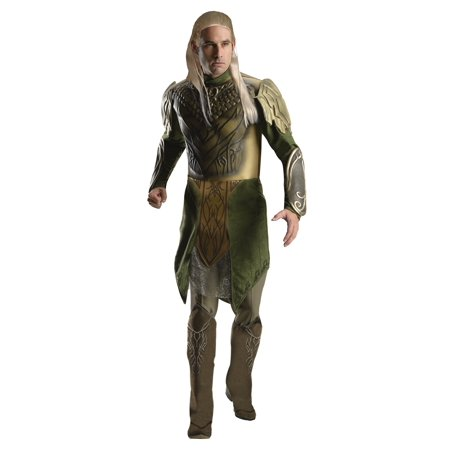 Deluxe Adult Legolas Costume - Lord Of The Rings Legolas Costume