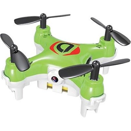 Worryfree Gadgets MiniDrone-GRN Mini Drone Mirage with Camera Quadcopter, Green - image 1 de 1