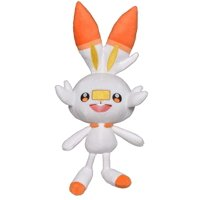 "Pokémon Sword & Shield Official 8"" Plush - Scorbunny"