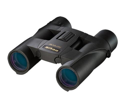 Nikon A30 10x25 Binocular, Black by Nikon