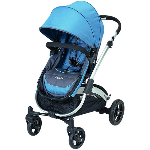 Combi Catalyst 3-in-1 Modular Stroller, Blue