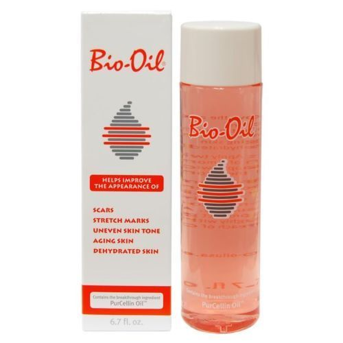 Bio Oil for Skin SCARS STRETCH MARKS UNEVEN SKIN TONE 200 ml/6.7 Oz., USA - Stretch Mark Magic