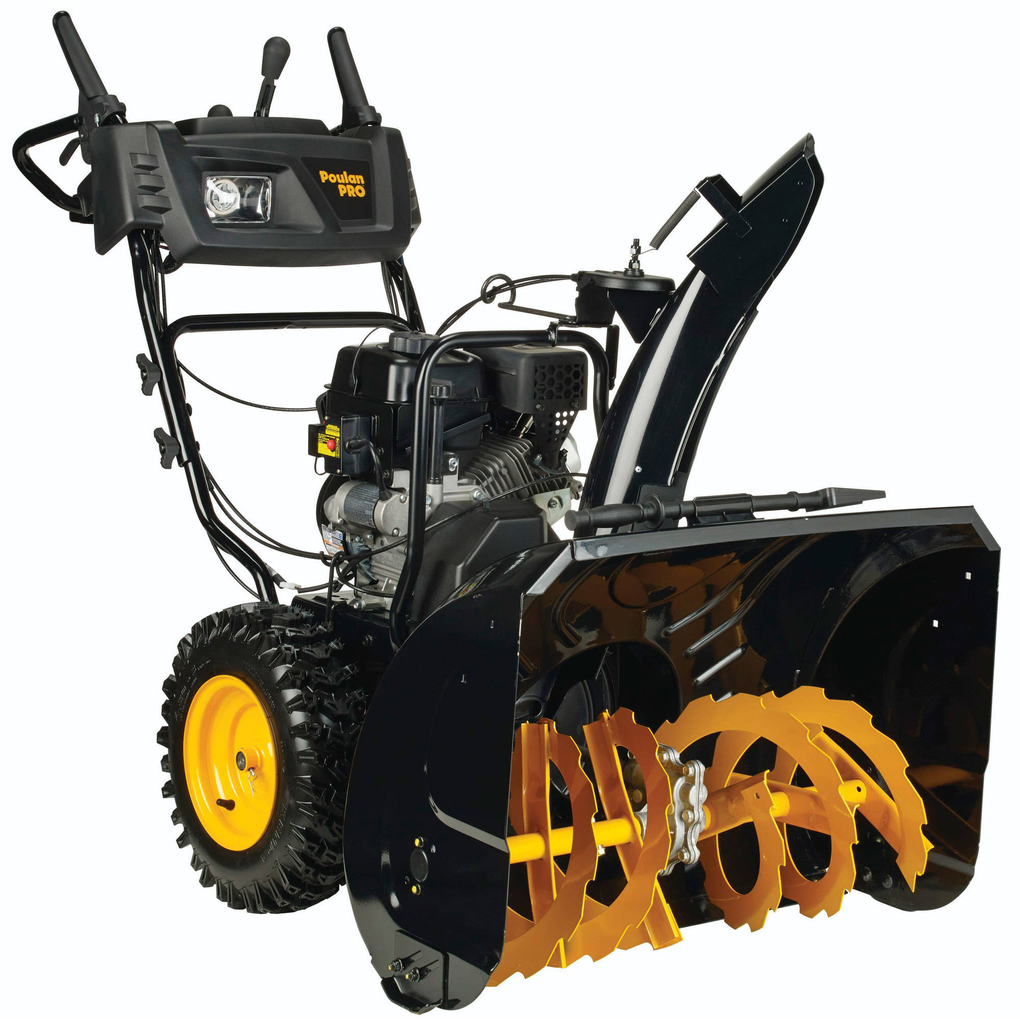 "Poulan Pro 30"" 254cc Two-Stage Snow Thrower w power steering by Husqvarna"