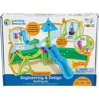 Learning Resources, LRNLER2842, Playground Engineering/Building Set, 1 Set, Multi