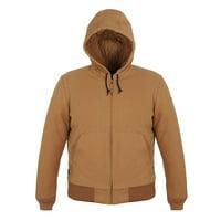 mobile warming 12v men's foreman heated work jacket