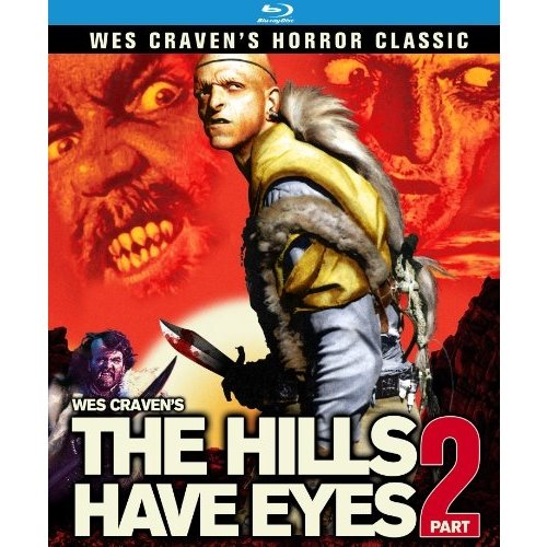The Hills Have Eyes Part 2 (Blu-ray)