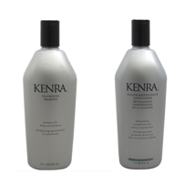 Shampoo & Conditioner: Kenra Color Maintenance