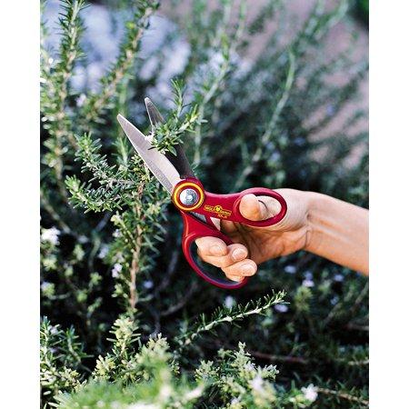 Wolf Garten Tree (WOLF Garten RAX Comfort Scissors 7216000, Versatile scissors great for the garden or the home )
