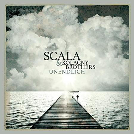 Unendlich (CD) (Creep Scala And Kolacny Brothers Sheet Music)
