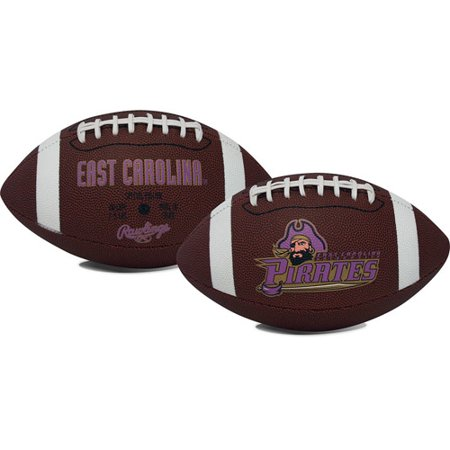 Rawlings Gametime Full-Size Football, East Carolina (Carolina Collegiate Football)