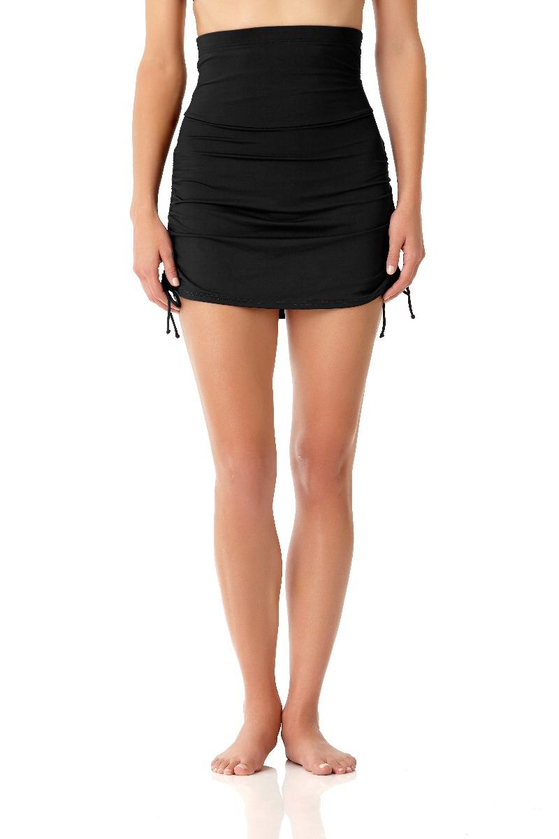 Anne Cole Women's Super High Waist Skirt