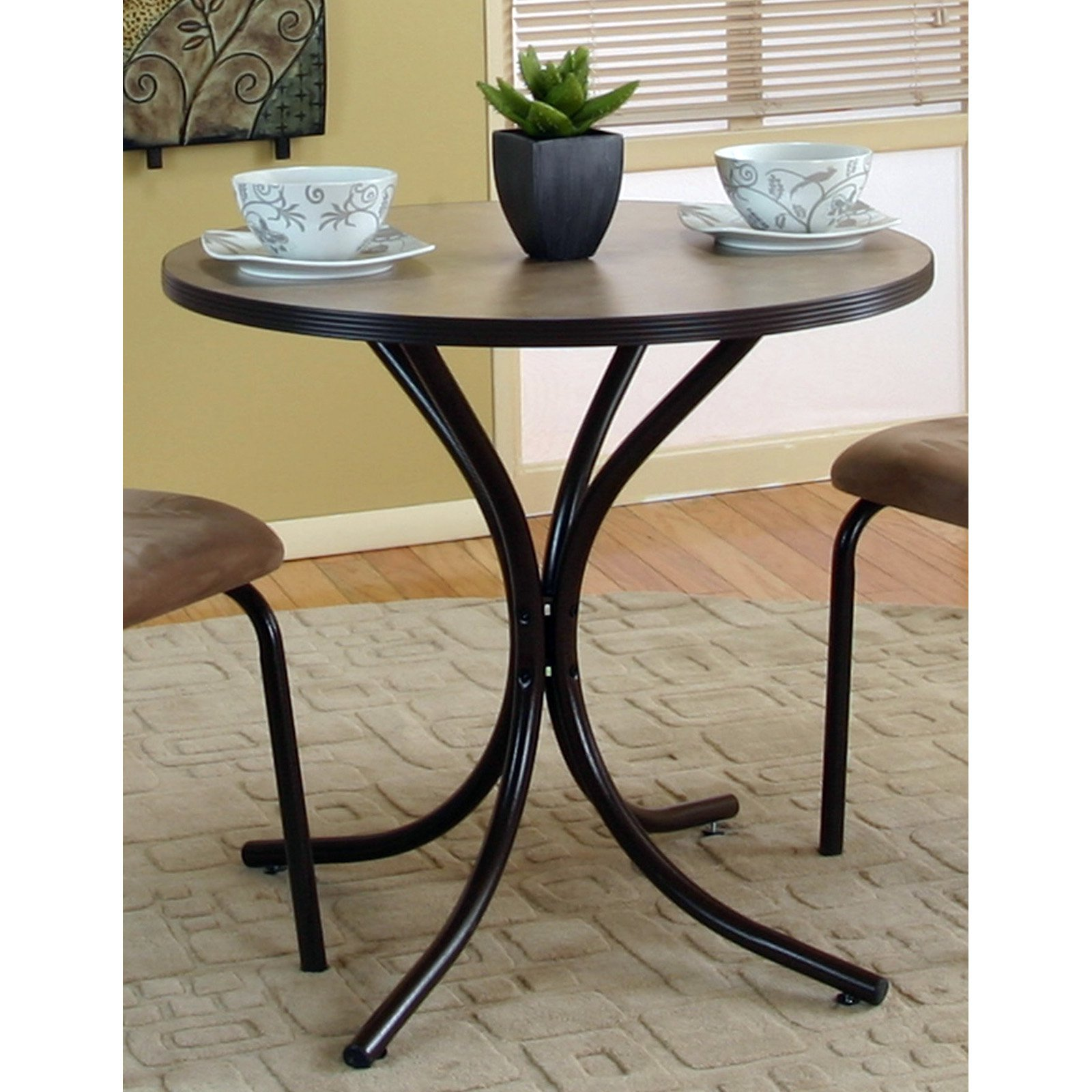 Sunset Trading Linen 30 in. Dining Table