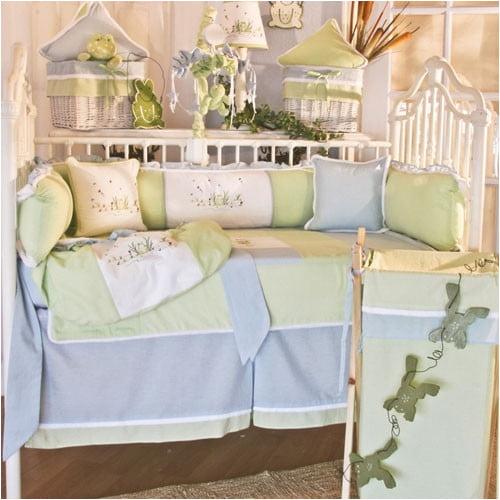 Brandee Danielle Sammy 4 Piece Crib Bedding Set