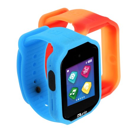 Kurio Watch 2.0+ Smartwatch Built for Kids with 2 Bands, Blue and Color Change