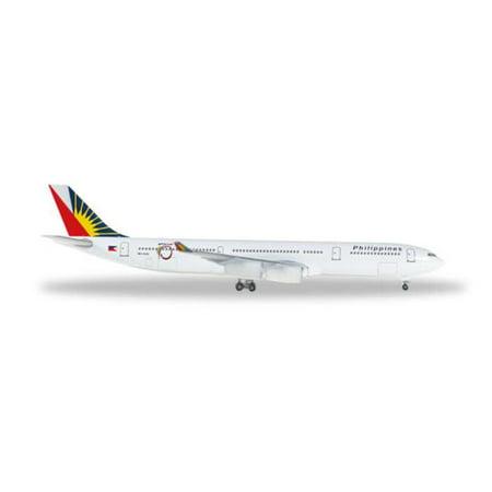Herpa Philippine A340-300 1/500 75th Anniversary