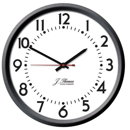 Amp Electric Wall Clock 10