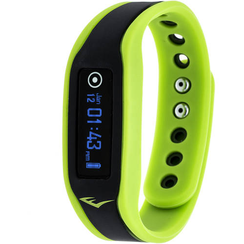 Everlast TR3 Activity Tracker with Call and Text Alerts, Multiple Colors Available