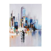 "Sterling Industries 149-041 47"" x 35"" Canvas Art - Together I"