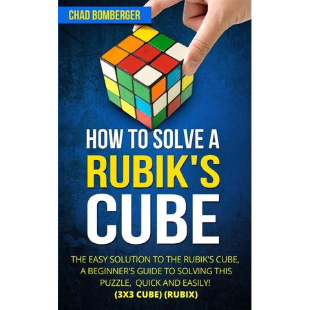 How to Solve a Rubik's Cube - eBook
