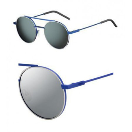Fendi Tortoise Sunglasses (Sunglasses Fendi 221 /S 0PJP Blue / T4 black mirror pz)