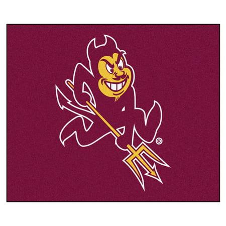 (NCAA Arizona State University Sun Devils Tailgater Mat Rectangular Outdoor Area Rug)