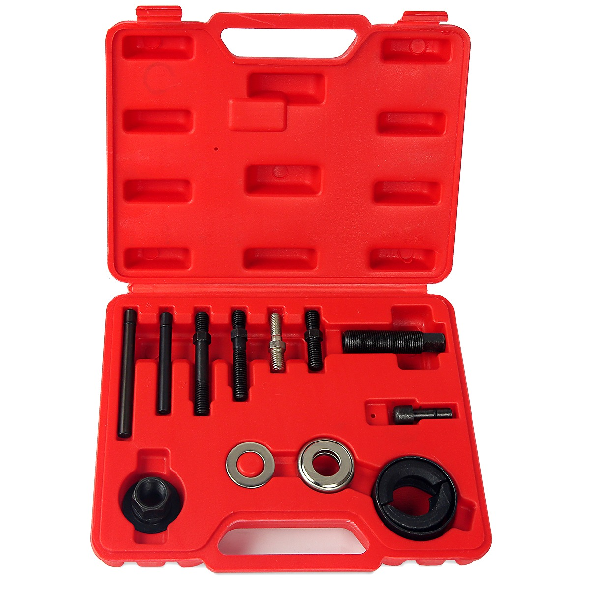 Auto Pulley Puller and Installer Set, 12pc by STKUSA