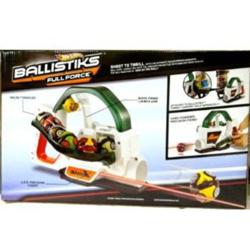 Hot Wheels Spinshotz Hyper Speed Showdown Play Set
